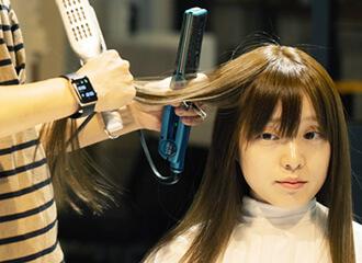 髪への感動体験