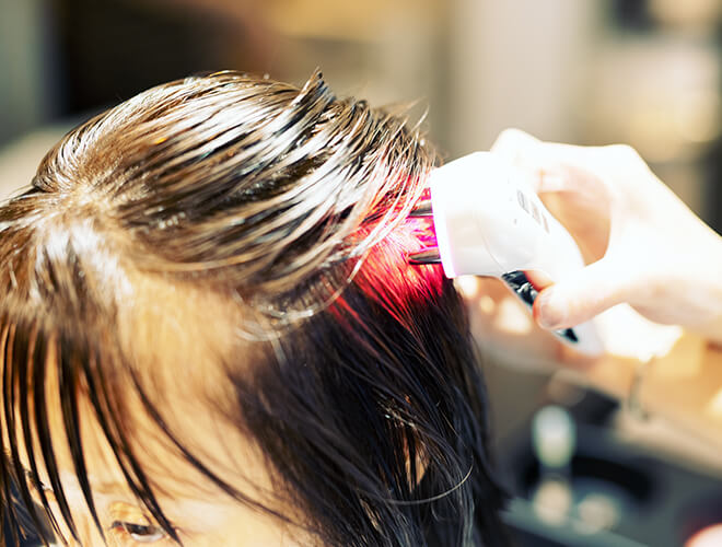 ターンオーバーを促し頭皮の状態を改善