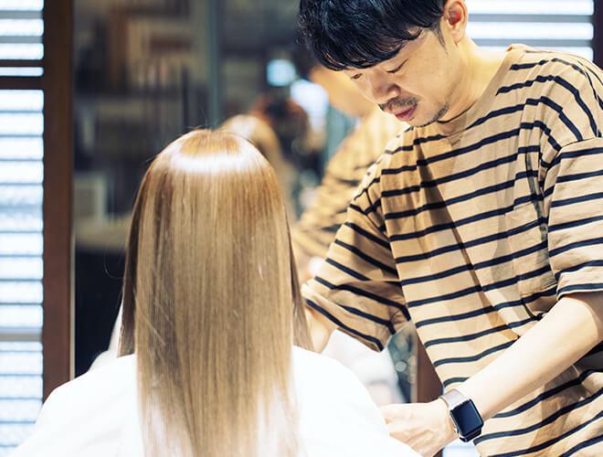 しなやかな髪、もっと美しく