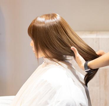 ラペが考える髪質改善メニュー