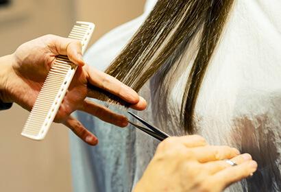 髪質改善施術イメージ2
